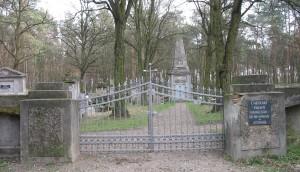Cmentarz w Żychlinie